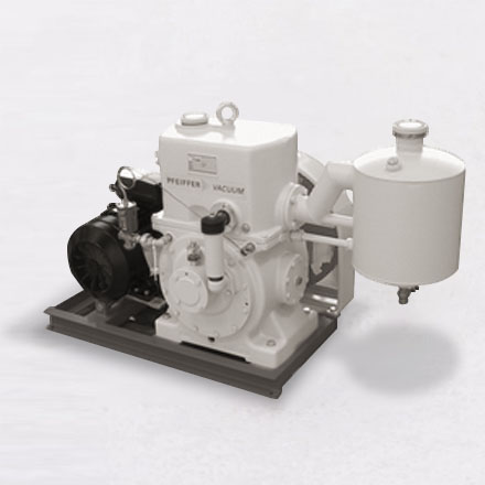 德国普发pfeiffer 单级旋片泵UnoLine™ Plus