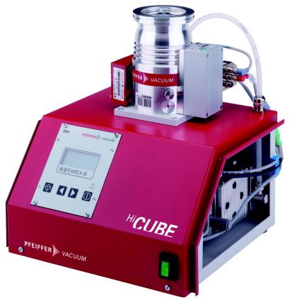 pfeiffer 普发经济型分子泵组 HiCube 80 Eco